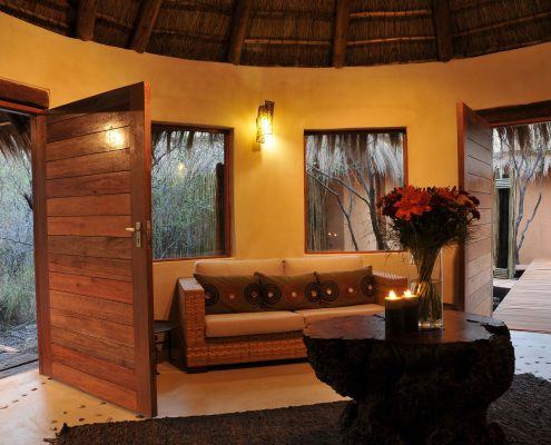 Tau Game Lodge Spa