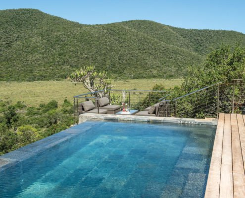 Kariega Game Reserve Settlers Drift Pool
