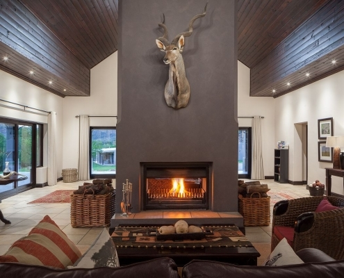 Wildehondekloof Lodge Lounge