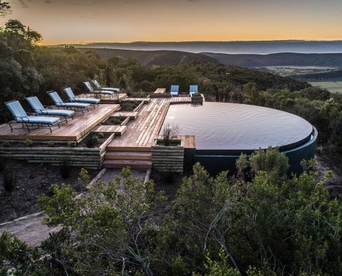 Kariega Ukhozi Lodge Pool