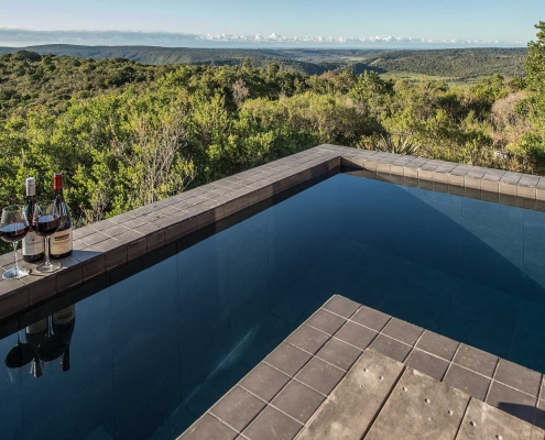 Kariega Ukhozi Lodge Privat Pool
