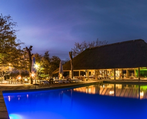 Timbavati Safari Lodge Pool