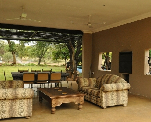 Ukutula Lodge Lounge