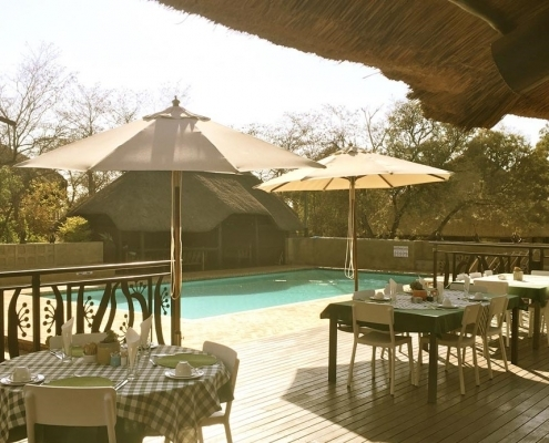 Ukutula Lodge Pool