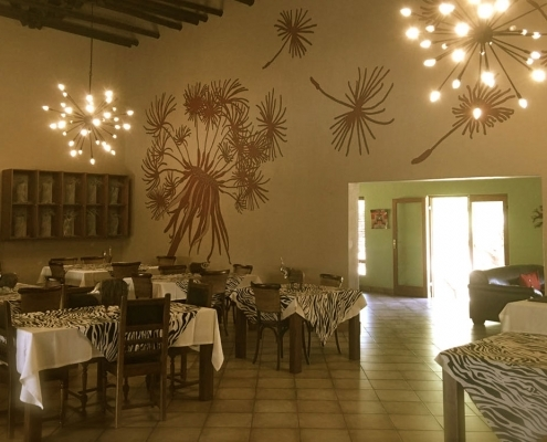 Ukutula Lodge Restaurant